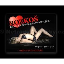 Erotická hra Rozkoš