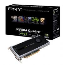 Nvidia PNY Quadro 4000