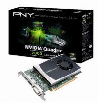 Nvidia PNY Quadro 2000
