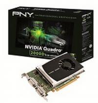 Nvidia PNY Quadro 2000D