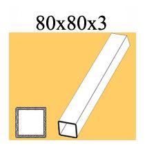 Umakov 80x80x3 - jekl