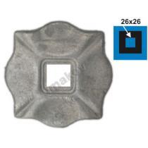 Umakov E2/219-26x26 - podložka