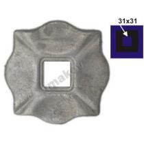 Umakov E2/219-31x31 - podložka