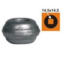 Umakov E4/016-14,5x14,5 - návlek