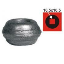 Umakov E4/016-16,5x16,5 - návlek