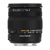 Sigma 17-70mm f/2,8-4 DC Macro OS HSM pro Nikon