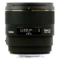 Sigma 85mm f/1,4 EX DG HSM Nikon