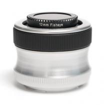 Lensbaby Scout's Fisheye EF pro Canon