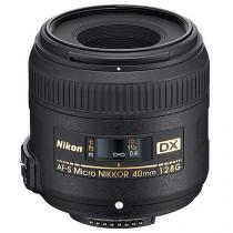Nikon 40 mm f/2,8G AF-S DX Micro