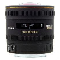 Sigma 4.5mm f/2.8 EX DC HSM pro Nikon