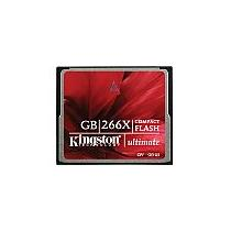 Kingston CompactFlash Ultimate 266x 32GB