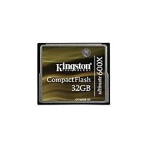 Kingston CompactFlash Ultimate 600x 32GB