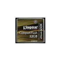 Kingston CompactFlash Ultimate 600x 32GB