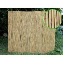 Bambusová rohož plotová 130cm - neštípaný