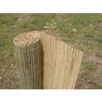 Bambusová rohož plotová - štípaná 130cm