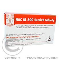 Aliud Pharma NAC AL 600 (20x600mg)