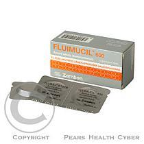 Tov Fluimucil 600 (10x600mg)