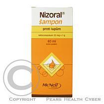 Janssen-Cilag S.A. Nizoral 2% šampon (60ml)