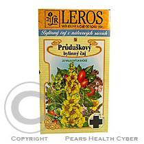Leros Průduškový bylinný čaj 20x1,5g