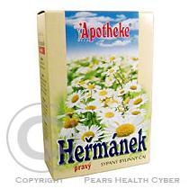Mediate Apotheke Heřmánek pravý-květ sypaný 50g