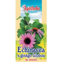 Mediate Apotheke Echinacea s ginkgo bilobou čaj 20x1.5g