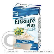 ABBOTT ENSURE PLUS vanilková příchuť 220ml