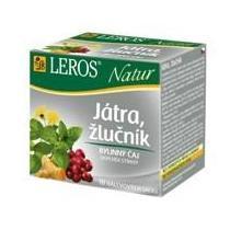 Leros NATUR Játra - žlučník 20 x 1.5 g