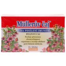 DR.MüLLER Müllerův čaj na posílení imunity 20 x 1.5 g