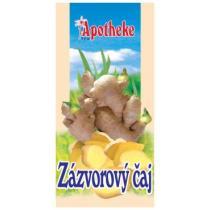 Mediate Apotheke Zázvorový čaj 20x1.5g