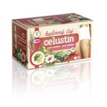 TOPVET čaj bylinný Celustin proti celulit. 20x1.5g