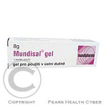 MundiPharma Mundisal Gel (1x8g/697mg)
