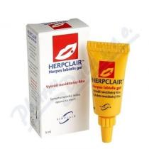 Sinclair Herpclair Herpes Labialis gel (5ml)
