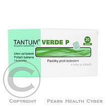Medicom Tantum Verde P (20x3mg)