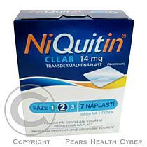 SmithKline NIQUITIN CLEAR 14 MG 7X14MG