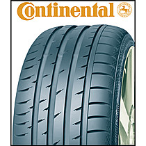 Continental 205/45 R17 84V ContiSportContact 3 SSR