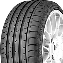 Continental 295/25 R20 FR ContiSportContact 3
