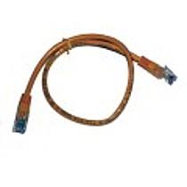 NetX Kabel Patch UTP c5e 5m žlutá