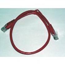 NetX Kabel Patch UTP c5e 3m červená