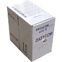 UTP kabel drát, Cat.6, box 305m, PVC
