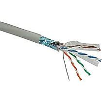 Kabel FTP drát c6 500m Solarix HFFR