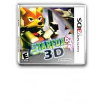 Star Fox 64 3D (Nds)