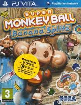 SUPER MONKEY BALL BANANA SPLITZ (PSV)