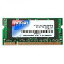 Patriot 2GB DDR2 800MHz CL6 PSD22G8002S