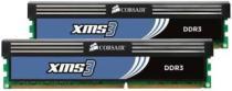 Corsair XMS3 4GB (2x2GB) DDR3 1600 CL 9 (CMX4GX3M2A1600C9)