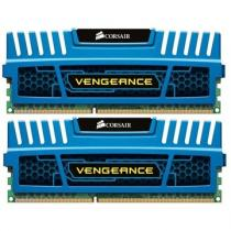 Corsair Vengeance Blue 8GB (2x4GB) DDR3 1600 CL 9 (CMZ8GX3M2A1600C9B)