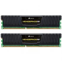 Corsair Vengeance Low Profile Black 4GB (2x2GB) DDR3 1600 CL 9 (CML4GX3M2A1600C9)