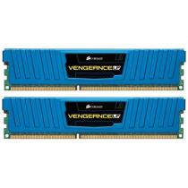 Corsair Vengeance Low Profile Blue 4GB (2x2GB) DDR3 1600 CL 9 (CML4GX3M2A1600C9B)