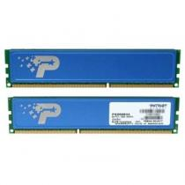 Patriot Signature Line 8GB (2x4GB) DDR3 1333 CL 9 (PSD38G1333KH)