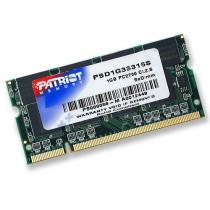 Patriot Signature 1GB DDR 333 SO-DIMM CL 2,5 (PSD1G33316S)