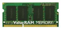 Kingston Value 8GB DDR3 1333 SO-DIMM CL 9 (KVR1333D3S9/8G)